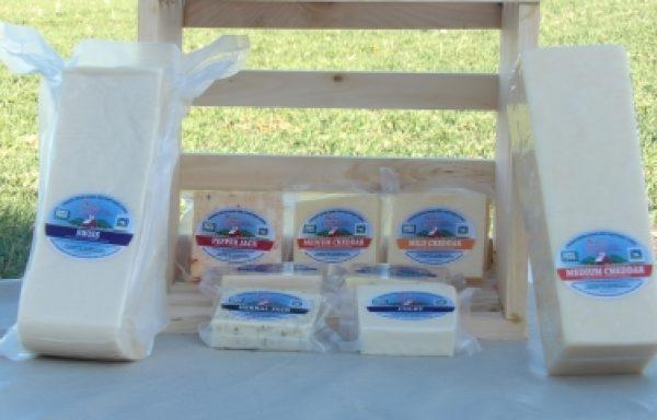 Artisan Raw Milk Cheeses